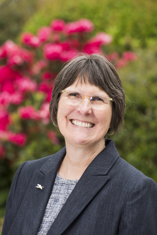 Lisa Bond-Maupin, Interim Provost
